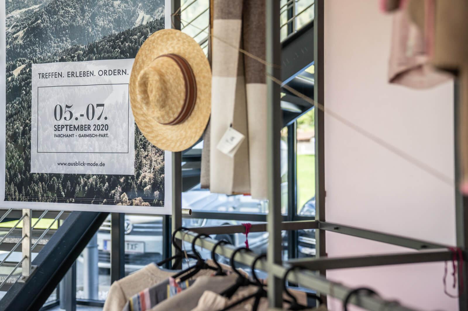 Ausblick Ordertage Farchant Garmisch-Partenkirchen